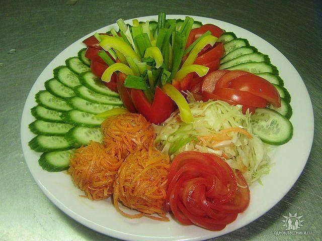 Идеи оформления праздничных блюд
