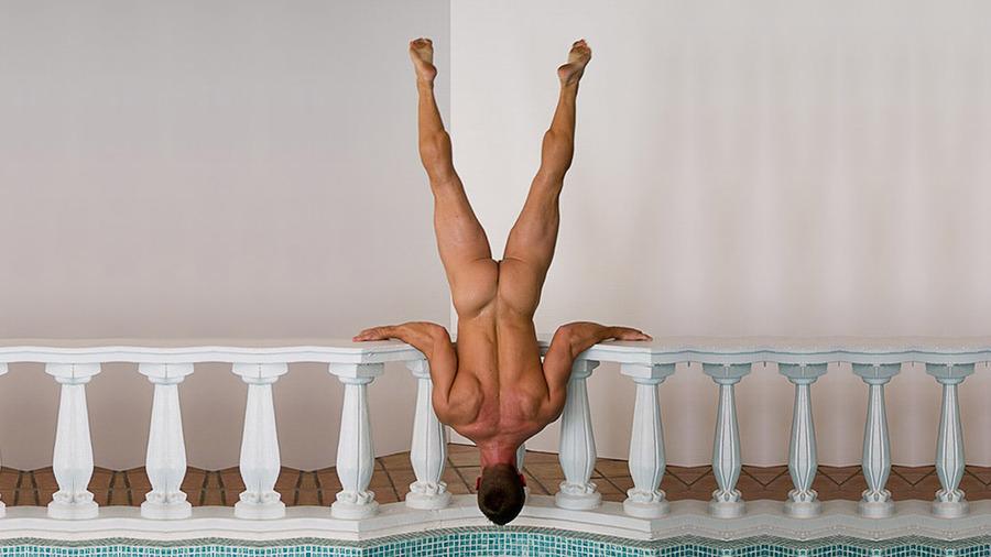 голые мужские ноги фото