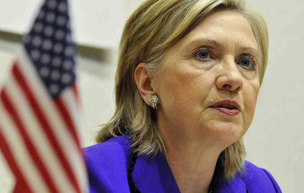 Госдеп не смог объяснить желание Хиллари Клинтон замять обсуждение «Новичка»