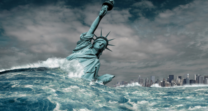 Как Советский Союз планировал смыть США разрушительным цунами