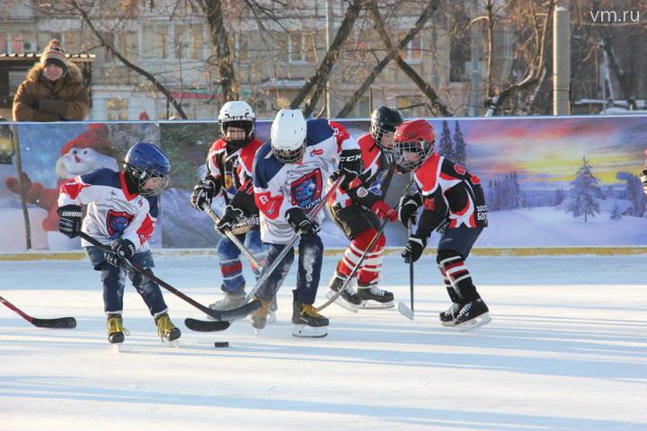 Дворовой турнир Золотая шайба вырастил многих звезд мирового хоккея