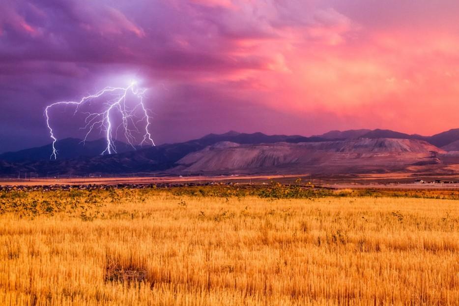 Thunderstorms16 35 belas fotos que demonstram o poder ea beleza dos elementos