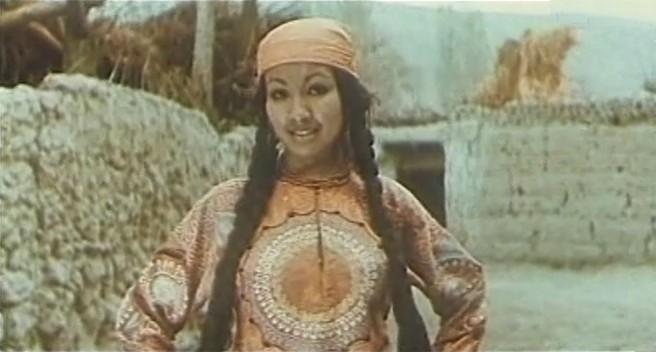 Восточная красавица советского кино Дилором Камбарова