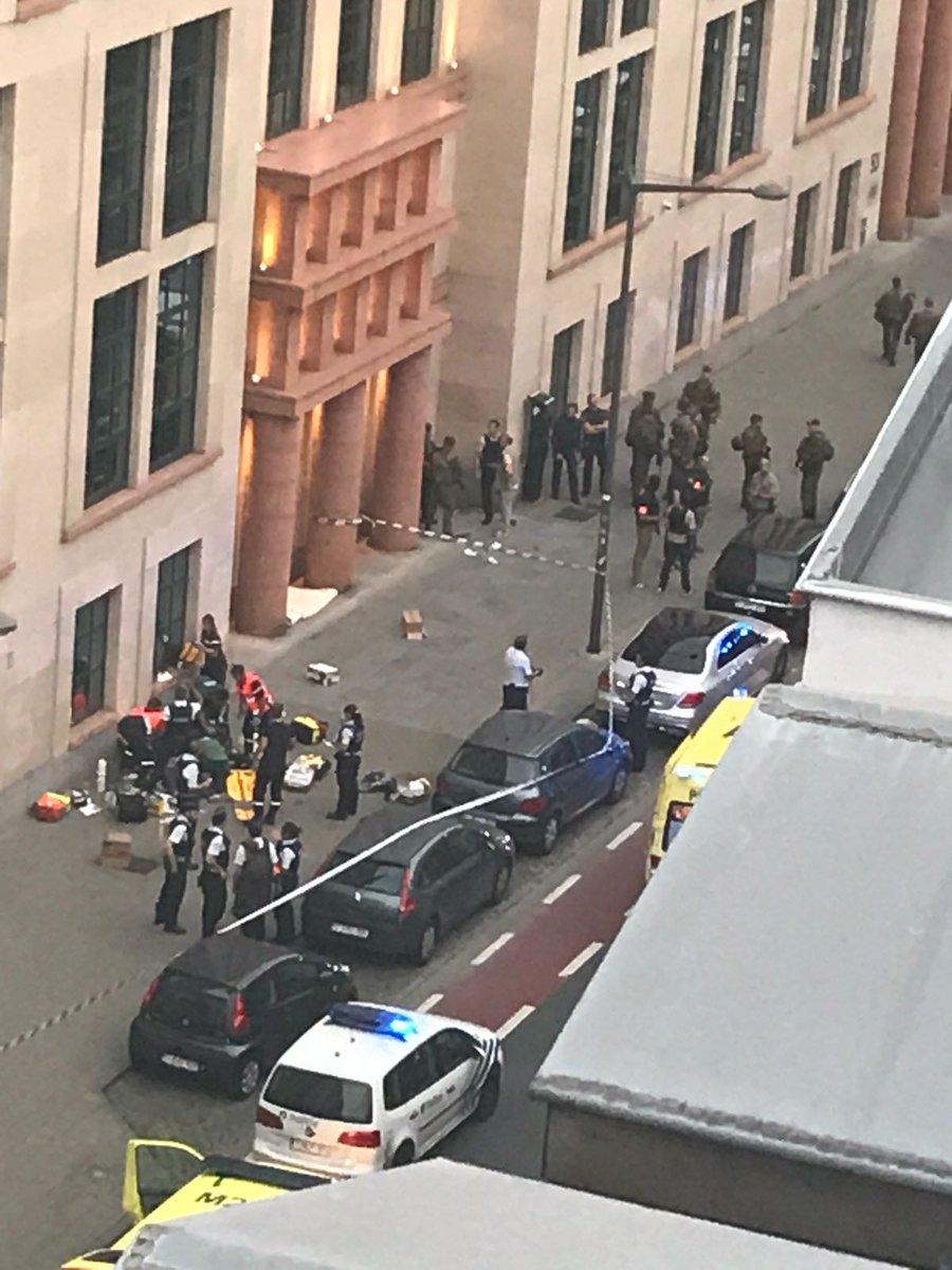 """Аллах Акбар"" в Брюсселе"