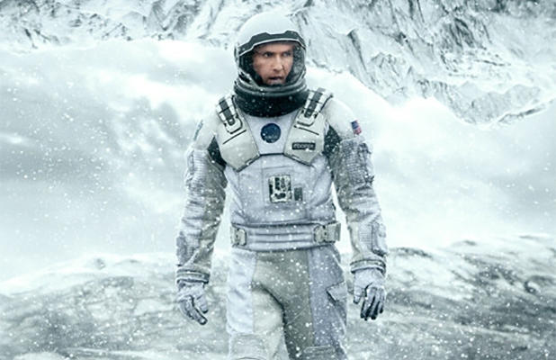 Matthew McConaughey Braves Blizzards in Latest 'Interstellar' Poster