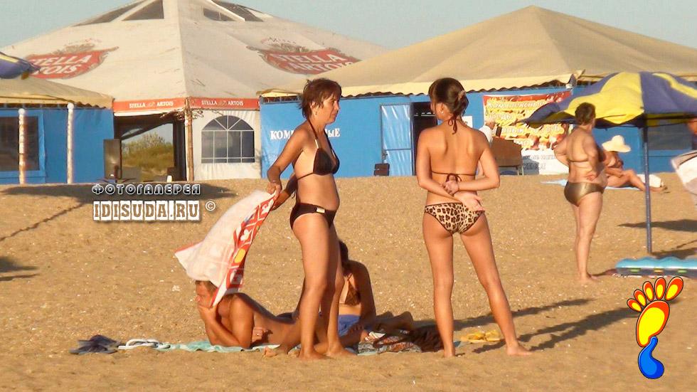Фото видео семьи нудистов