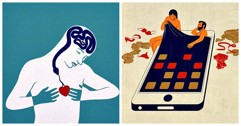 25 злободневных иллюстраций про наш безумный мир