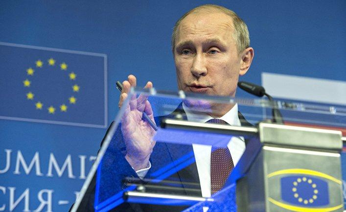 Драться не будем, но кистень драчунам в руку сунем. Дания против России?