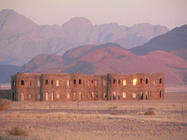 Необычные отели. Le Mirage D…