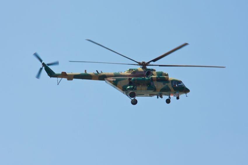 Три человека выжили при жесткой посадке Ми-8 на Ямале