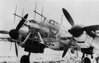 Ночные охоты Me-110 на Ил-4… и немецкие аэродромы