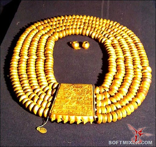Сокровища «Серебряного фараона»