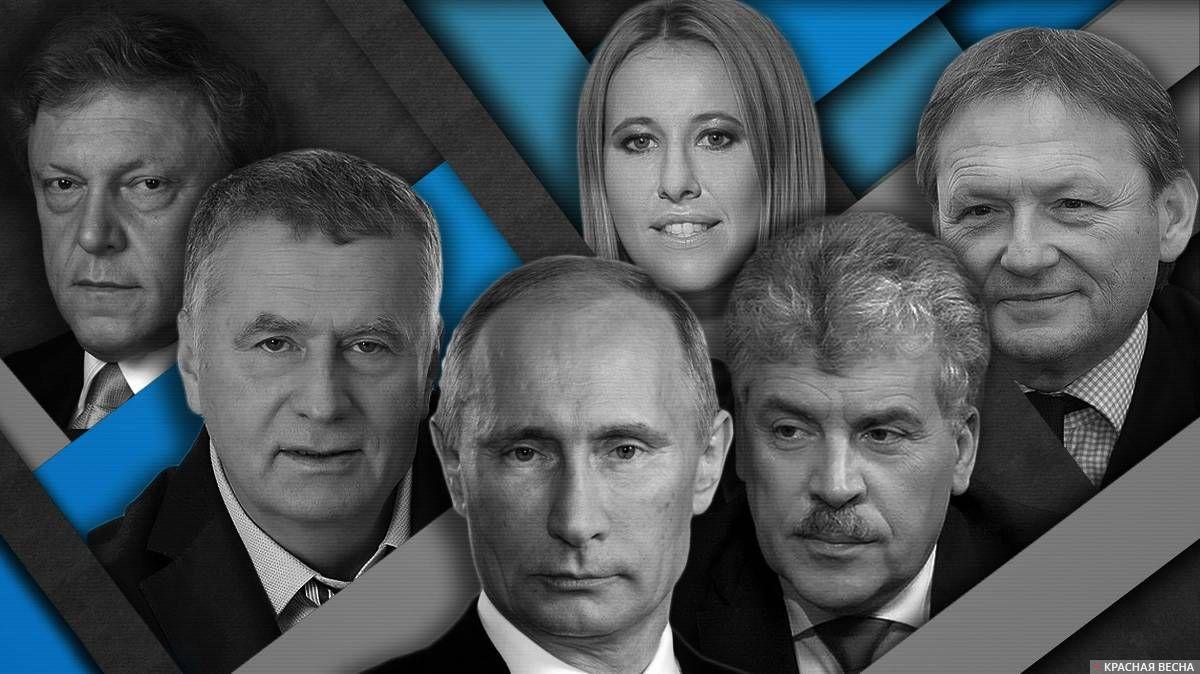 Бабурин: Грудинин задал президенту России один вопрос