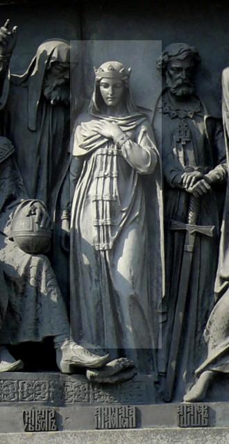 Кремлевские жены средневековой Руси