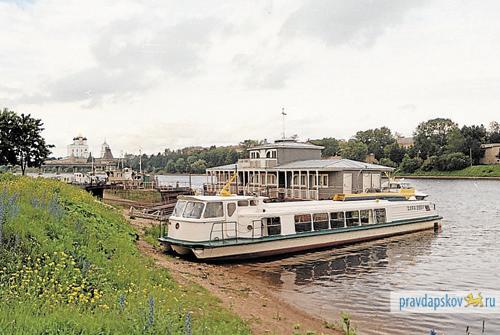 Еще четверть века назад собственный речной флот был обыденностью для псковичей