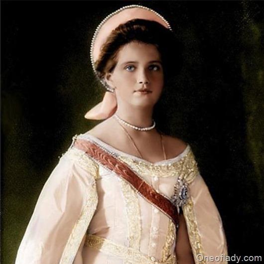 Недопетая песня Великой Княжны Марии Николаевны