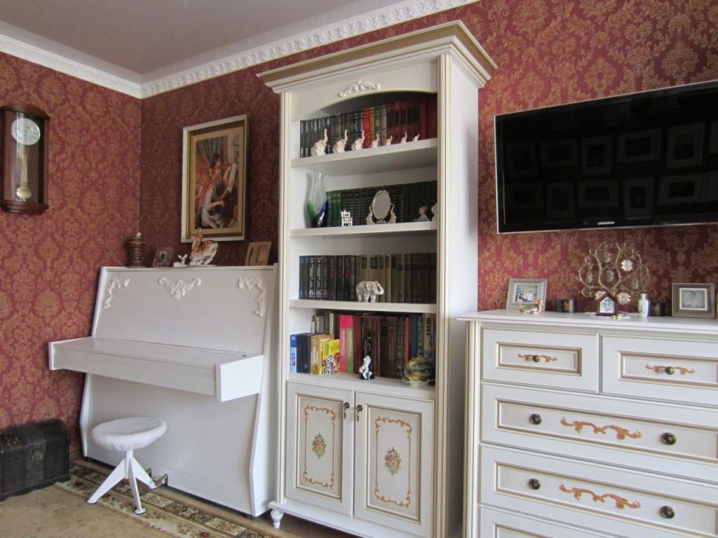Перекрасить мебель в другой цвет своими руками