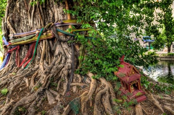 Статьи и заметки: Духи земли в Таиланде - Тайланд, PrevedTour.ru