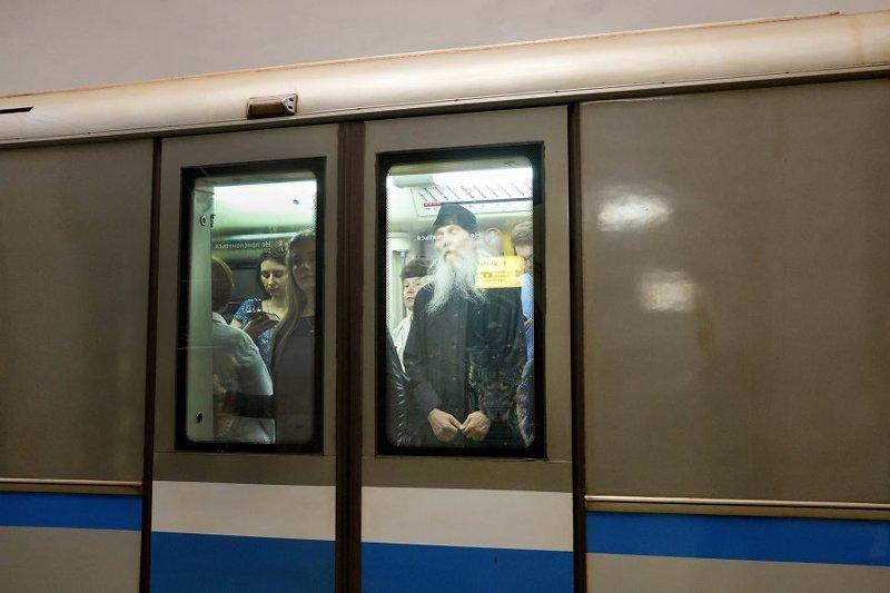"""""""Это одно из самых красивых метро в мире"""": Московский метрополитен глазами французского фотографа иностранец в России, метро, метрополитен, москва, путешествия, россия, фото, фотограф"""