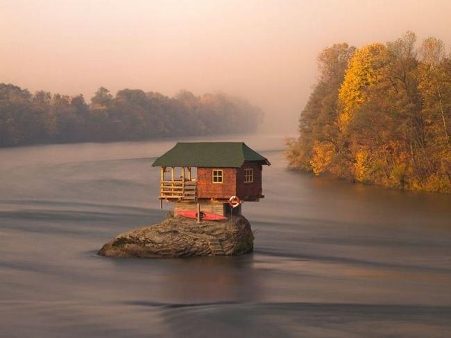Дома, о которых можно только мечтать