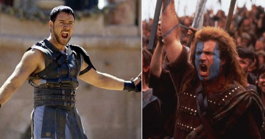 10 наиболее исторически неверных фильмов