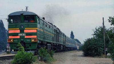 На дороге Дагомыс-Сочи после аварии начали ходить поезда