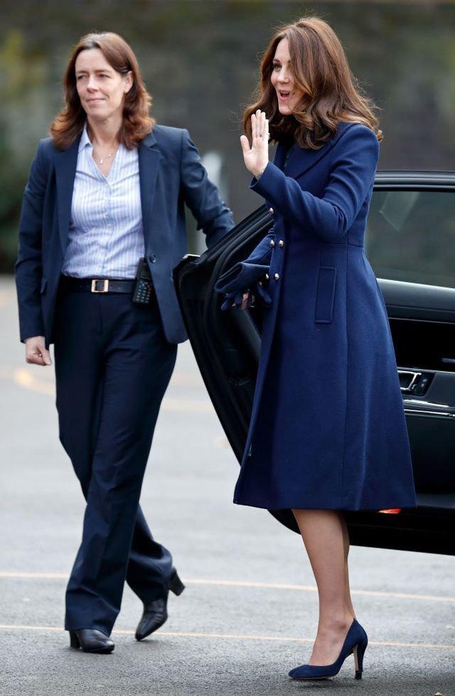 Королевская семья Великобритании безопасность, женщина, известные люди, охрана, телохранитель