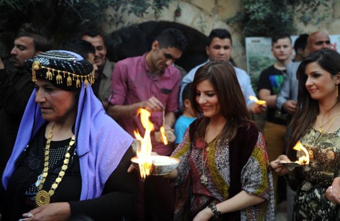 Езиды: солнцепоклонники, которые отмечают Новый Год весной