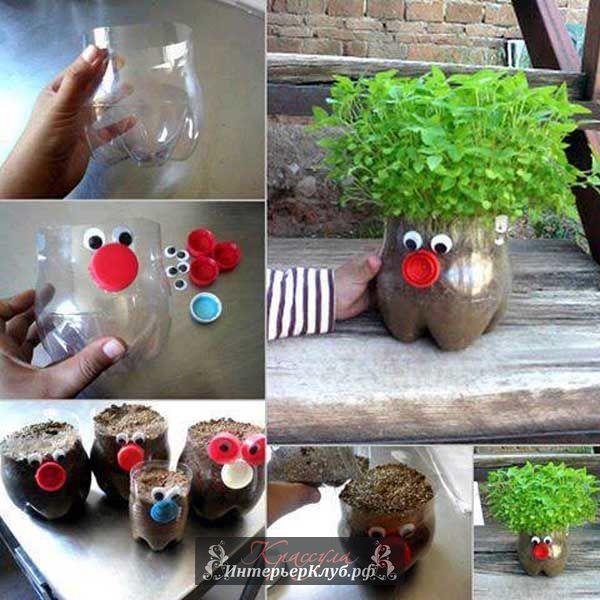 Креативные идеи для сада своими руками с