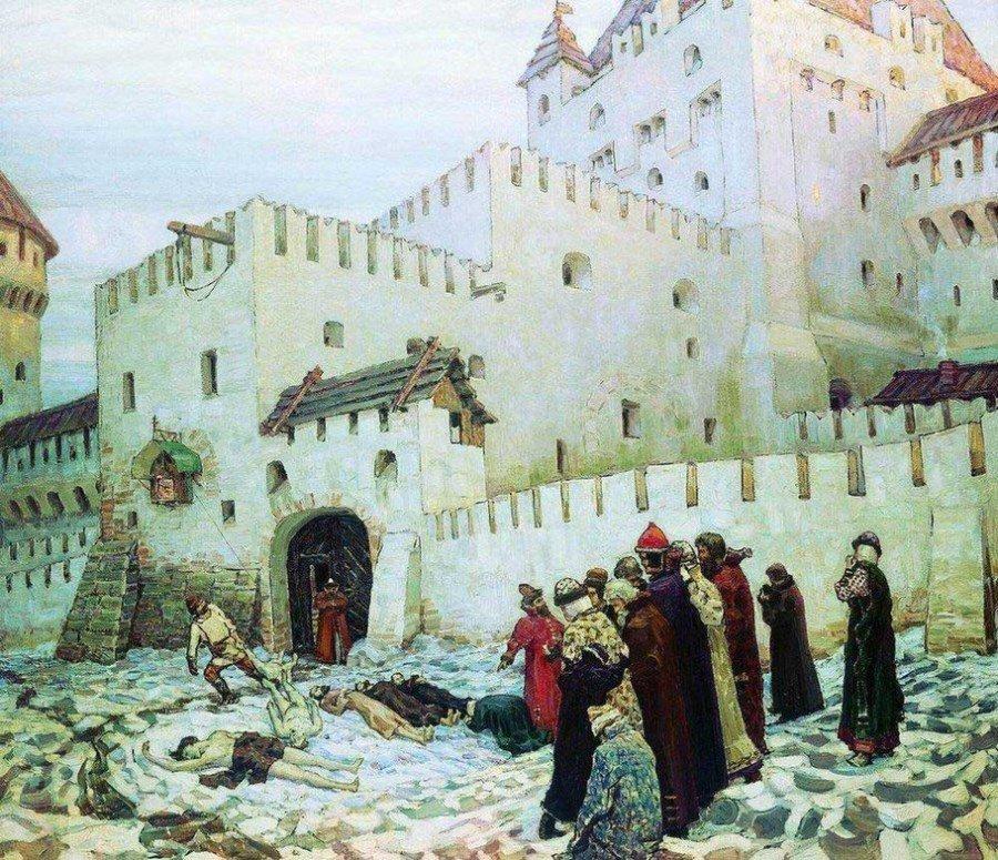 Иван Грозный был одним из самых гуманных правителей Европы. Разоблачаем мифы.