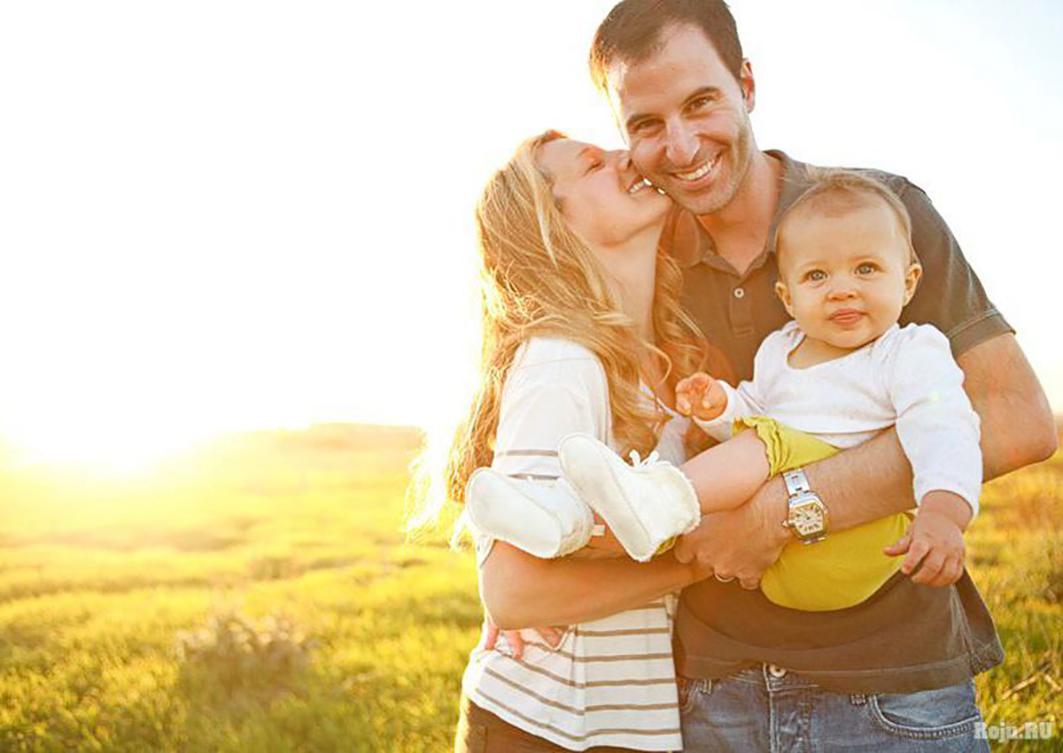 Счастливы родители — счастлив ребёнок