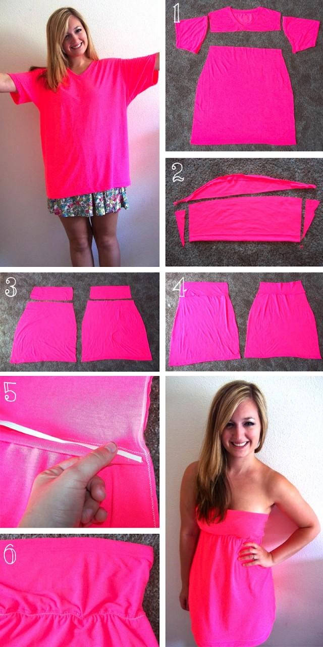 Как сшить красивое платье фото пошаговое фото