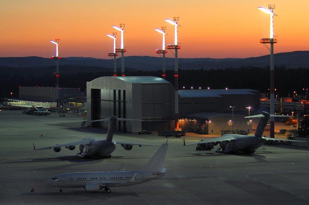«Длинные руки» Пентагона: где находятся самые важные базы ВВС США