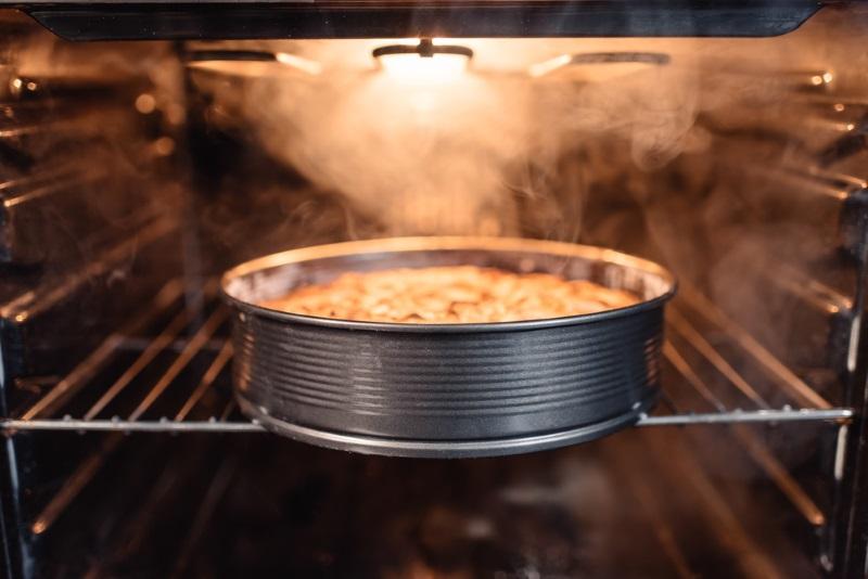 домашние пирожные в духовке