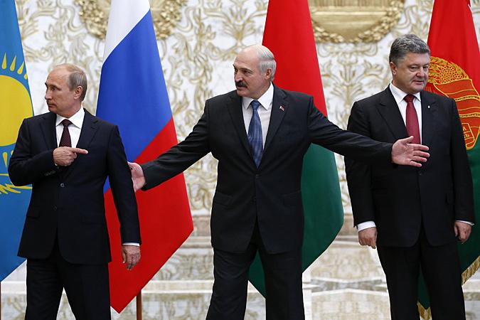 Почему Украина не Россия, а …