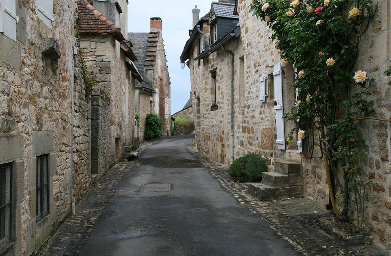 Первозданная красота Французских деревень