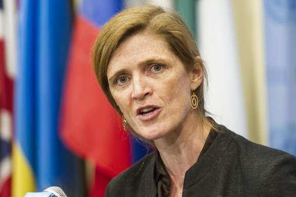 Пока недали: Пауэр впрощальной речи призвала ООН «крутить педали»