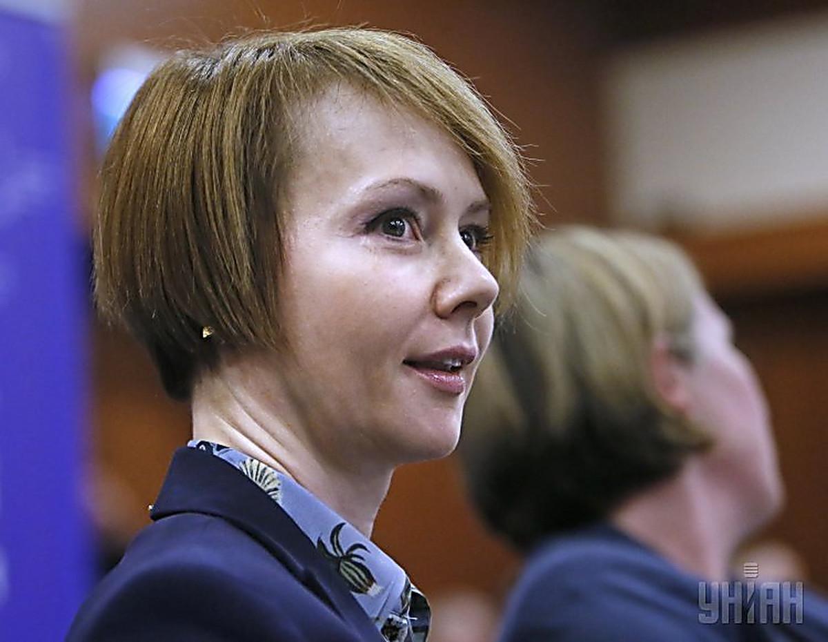Сотрудница МИД Украины насме…
