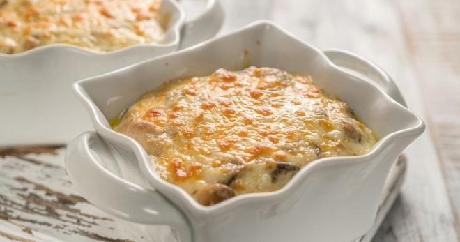 Запеканка с курицей - самые вкусные рецепты простого сытного блюда