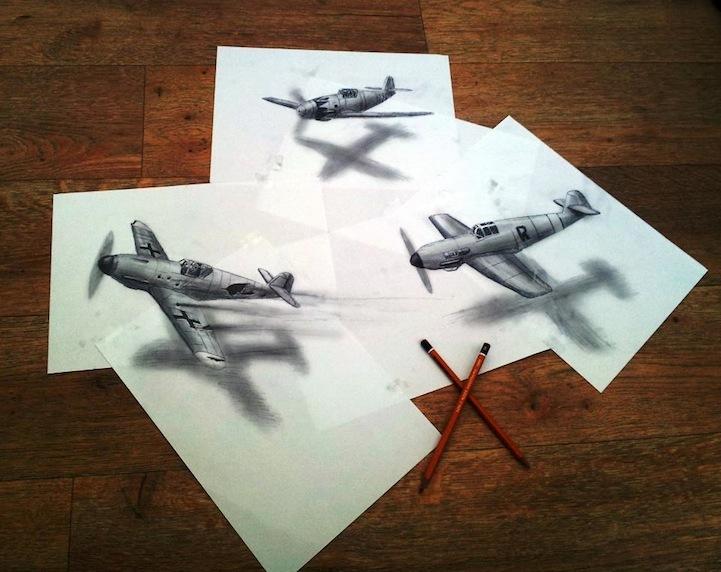 Как сделать три листа в одном