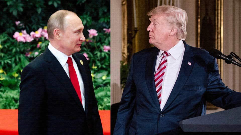 Отказавшись от личной встречи в Париже, Трамп решил «добить» Путина