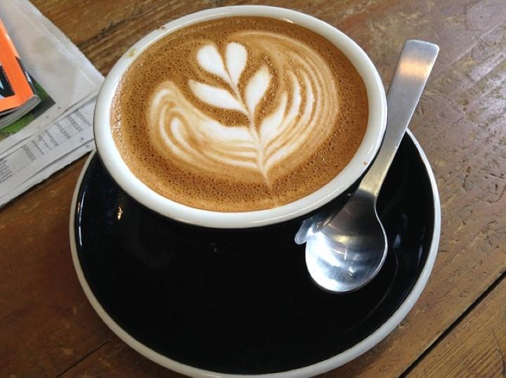 Безалкогольные напитки. Кофейная серия. Кофе латте