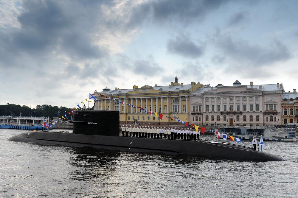 Самые мощные российские подводные лодки