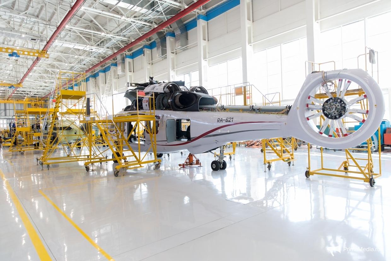 Второй полет первого прототипа вертолета Ка-62 ?