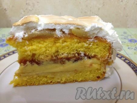 Яблочный торт рецепт с фото бесплатно