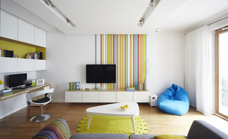 Как спланировать квартиру – студию 35 кв. м