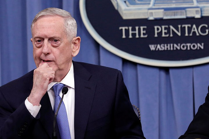 Шеф Пентагона снова обвинил Россию в нарушениях Договора о РСМД