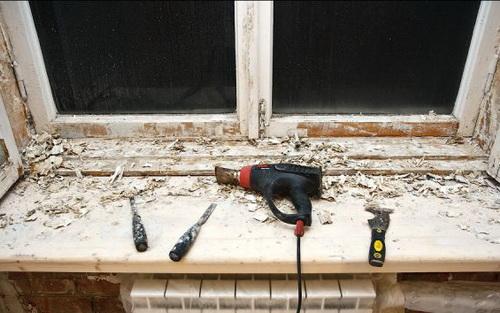 Как отремонтировать старые деревянные окна своими руками