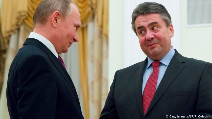 Германия отстаивает свое право наладить отношения с Россией