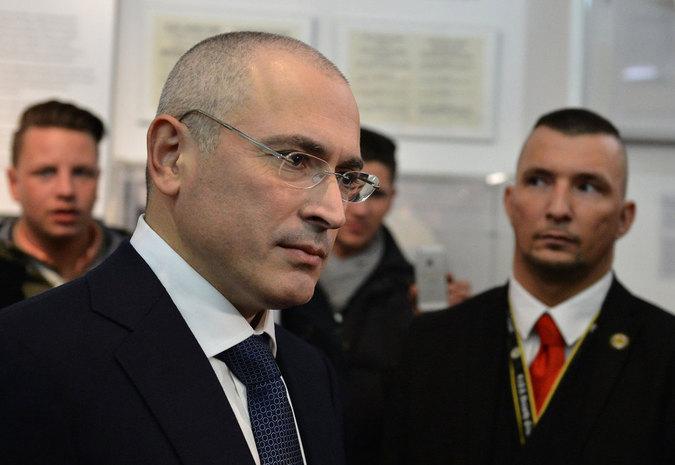 Ходорковский: преемник должен уничтожить Путина физически и психологически